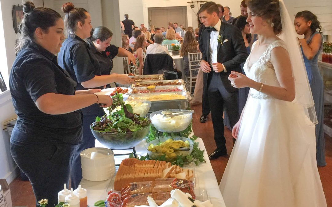 Catering During COVID